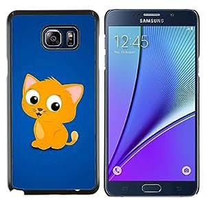 EJOOY---Cubierta de la caja de protección para la piel dura ** Samsung Galaxy Note 5 5th N9200 ** --Torta de la fruta de la frambuesa Macro