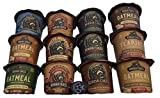 Kodiak Cakes On The Go Cups -Variety Pack 12 Different Cups - Try Them All - Free Magnet