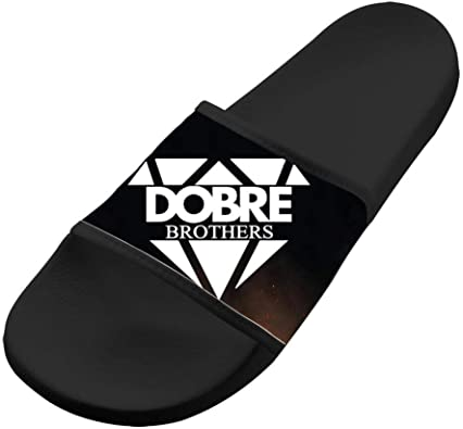 Kid Open Toe Slippers Dark Boat Soft Sandals Teen 3D Print Shoes House Flip-flops Girls Boys