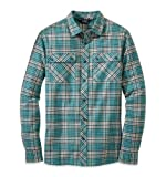 Outdoor Research Men's Crony L/S Shirt, Typhoon, Large