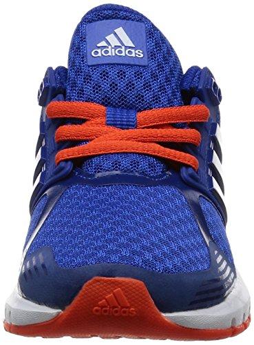 Adidas Duramo 8 K, Scarpe da Ginnastica Unisex – Bambini, Marrone (Azul/Ftwbla/Energi), 40 EU