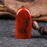 Chinese Mood Seal/Handmade Traditional Art Stamp Chop for Brush Calligraphy and Sumie Painting and Gongbi Fine Artworks
