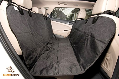 original-smart-skippy-deluxe-pet-seat-cover-for-cars-universal-size-hammock-convertible-protects-car