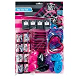 MONSTER HIGH Girls Birthday PARTY RANGE (Tableware Balloons & Decorations) 48 Piece Pack of Party Bag Toy...