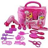 Bangxiu Children's Play House Makeup Makeup Toy Set Makeup Toy (Color : A)