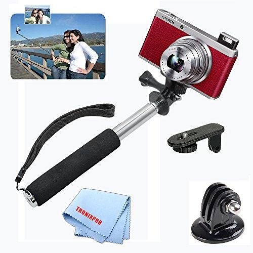Handheld Monopod for Canon, Nikon, Sony, Olympus, Pentax, Fuji, Panasonic, Leica, and ALL GoPro HERO Cameras