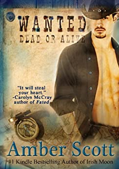 WANTED (A Transported Through Time book) by [Scott, Amber]