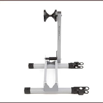 Feedback Sports Rakk Bicycle Stand For Bike Storage /& Display Model 16312 Silver