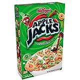 Kelloggs Apple Jacks, Breakfast Cereal, Original, Good Source of Fiber, 12.2 oz Box