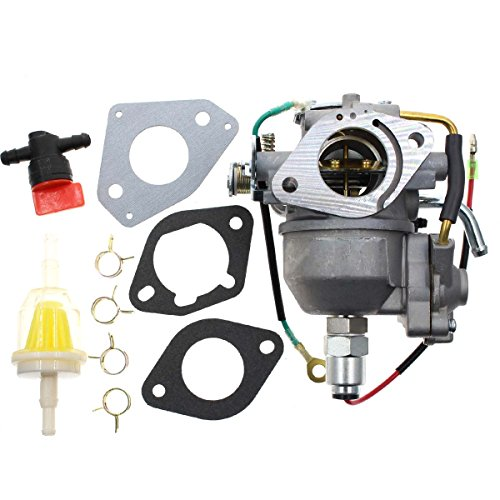 (Carbhub Carburetor for Kohler CV730 CV740 25hp 27hp Engine, Replaces Kohler 24853102-S 24-853-102-S Engines for CV730 with Specs: 0039, 0040, 0041, 0042, 0043, 0044, 0045, 0046)