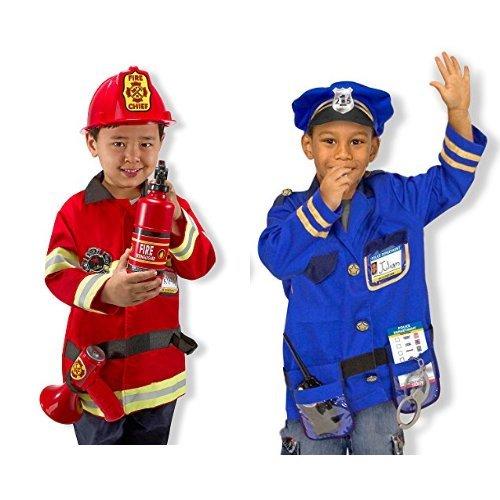 Melis (Firefighter Jacket Costume)