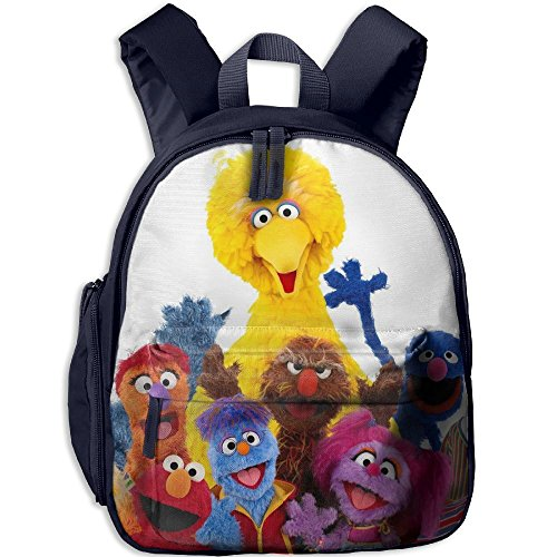 Children US Educational Children's TV Show Pre School Bag Backpack Satchel Rucksack Handbag by Crazy Popo