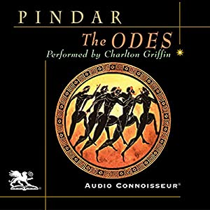 The Odes of Pindar Audiobook
