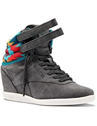 Reebok Melody Ehsani X Freestyle HI INT Wedge Womens Classics