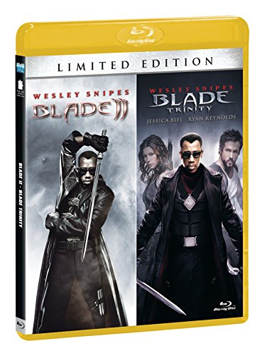 Blade 2 + Blade trinity(limited edition) [(limited edition)] [Import anglais]