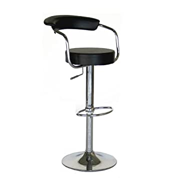 Groovy Modern Contemporary Adjustable Bar Stools Set Of 2 Ibusinesslaw Wood Chair Design Ideas Ibusinesslaworg