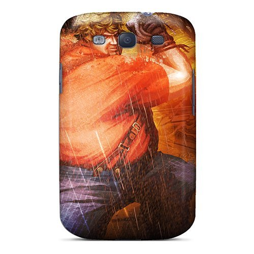 BSW Design High Quality Bob In Tekken Cover Case With Ellent Style For Galaxy S3