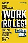 Work Rules ! par Bock