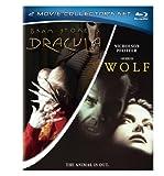Bram Stoker's Dracula / Wolf [Blu-ray]