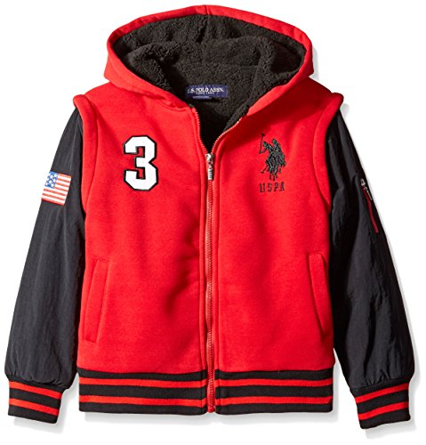 us-polo-assn-big-boys-sherpa-lined-fleece-hoodie-engine-red-10-12
