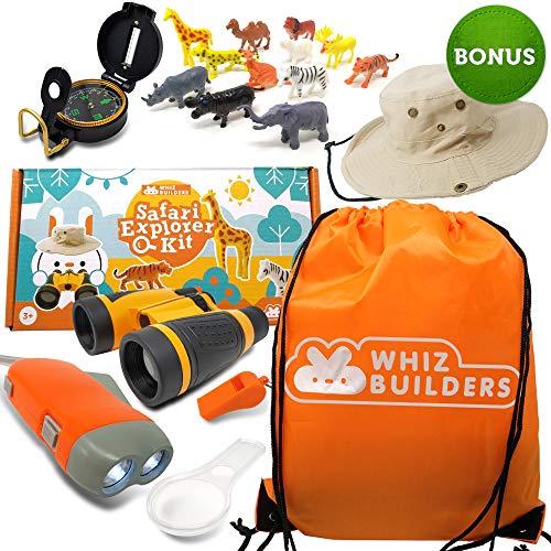 WhizBuilders Kids Explorer Kit
