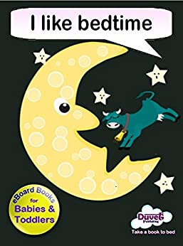 I Like Bedtime (I Like Reading) (English Edition) por [Publishing, Duvet]
