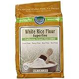 Authentic Foods White Rice Flour Superfine 3 Lb.