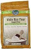 Authentic Foods Superfine White Rice Flour - 3lb