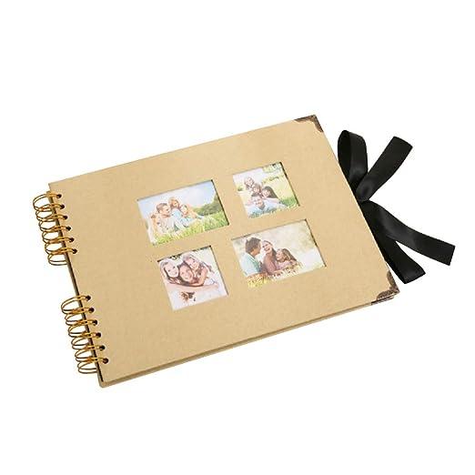 Vosarea - Álbum de fotos de papel kraft especial para ...