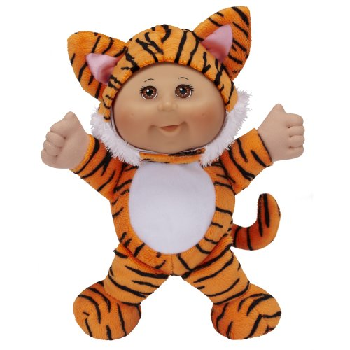Cabbage Patch Cuties Tiger