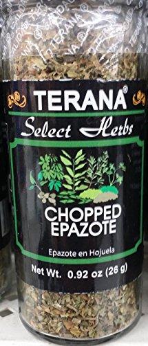 Terana Select Herbs Chopped Epazote .92 oz (Pack of 2) by Terana