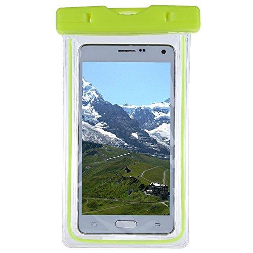 Timorn 2pcs Bolsa impermeable bolsa de caja seca universal para actividades al aire libre para teléfono celular con...