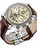 Ingersoll Since 1892 Boston IN1813CR Reloj Automático para Hombres Volante Abierta