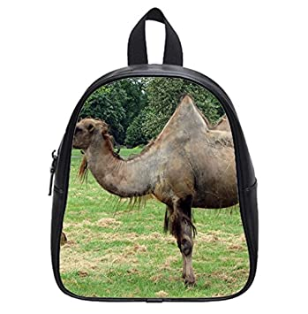 Amazon.com: camel Animal Grassland Mochila Kid s School Bag ...