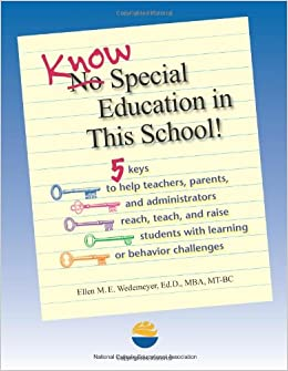 Know Special Education in This School!