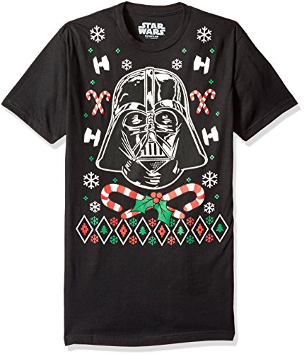 Star Wars Darth Holiday T Shirt