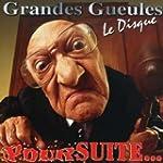 Les Grandes Gueules, Le Disque : Pour...