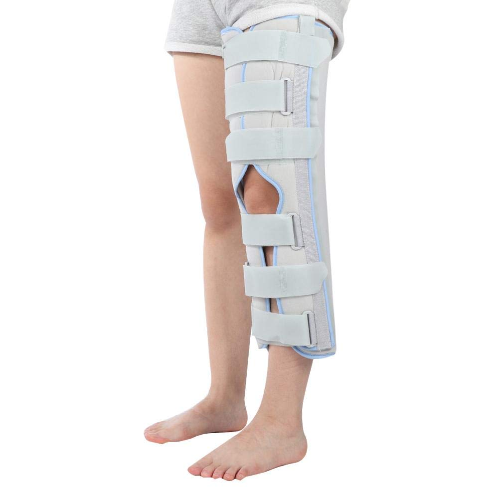 Auxiliary recovery Tool Surgical Fixation,Suitable for knee protect and recovery XL Comfortable Knee Joint Brace