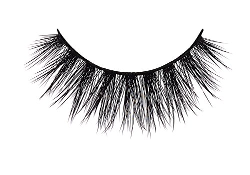 1c92fed7202 Eylure Luxe Silk Effect False Eyelashes, Marquise, Reusable, Adhesive  Included, 1 Pair