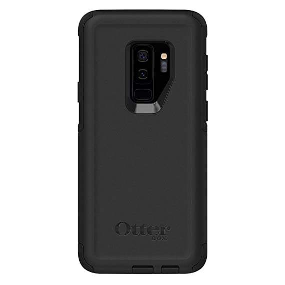big sale f42ef d7105 OtterBox Commuter Series Case for Galaxy S9 Plus (77-58019) Black -  Certified Refurbished