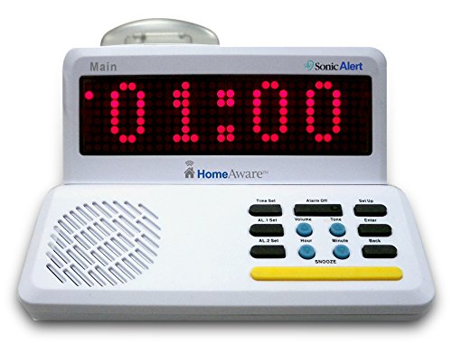 Sonic Alert Telephone - The HomeAware Telephone Ring Signaler