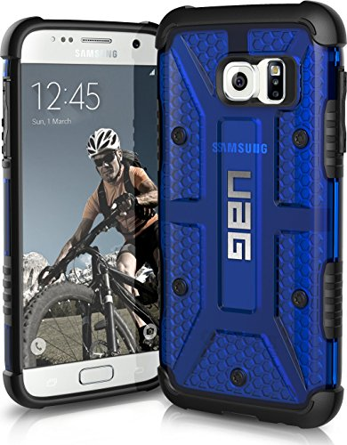 UAG Samsung Galaxy S7 [5.1-inch screen] Feather-Light Composite [COBALT] Military Drop Tested Phone Case