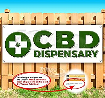 CBD FOR PETS Advertising Vinyl Banner Flag Sign Many Sizes Available USA