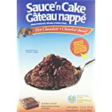 European Gourmet Bakery Sauce 'N Cake-Chocolate, 12-Count