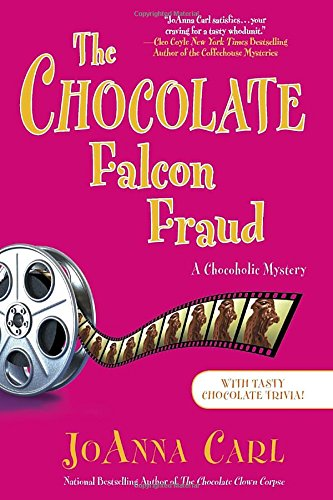 The Chocolate Falcon Fraud (Chocoholic Mystery)