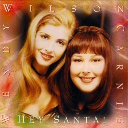 hey santa carnie wendy wilson mp3