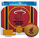 miami heat basketball - NBA Miami Heat Slam Dunk Softee Hoop Set