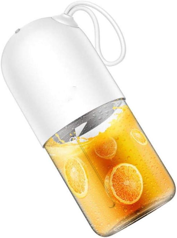 Xiaomi Deerma 300ml Licuadora Exprimidor de Naranja Limón Portátil Mini Forma de Cápsula Taza de Jugo Eléctrico DEM-NU01