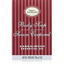 The Art of Shaving Body Soap, Sandalwood, 7 oz.