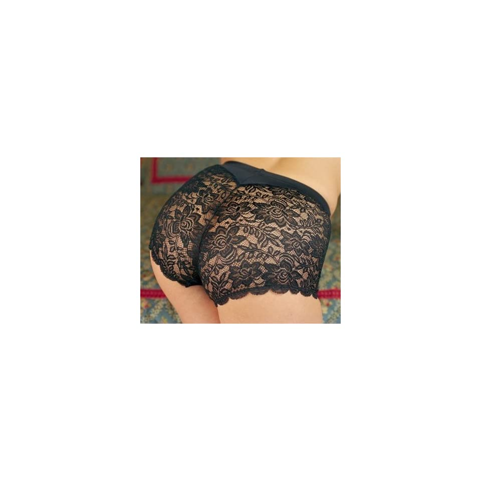 Elila Cheeky Stretch Lace Pantie Style 3311